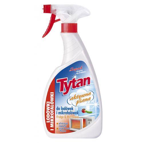 Płyn do mycia lodówek i mikrofalówek Tytan spray