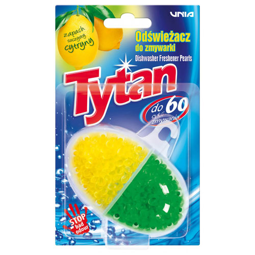 Freshener for dishwashers Tytan Pearls 18g