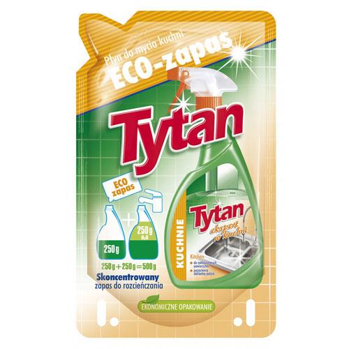 Płyn do mycia kuchni Tytan ekspert w kuchni – ECO