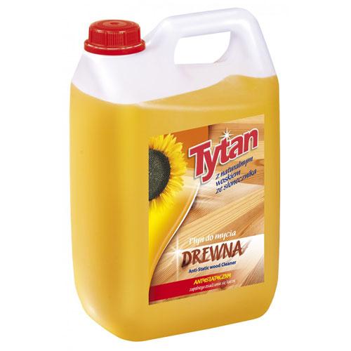 Płyn do mycia drewna antystatyczny Tytan 5kg