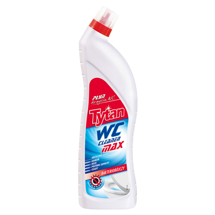 Tytan WC Cleaner max red 1.2kg