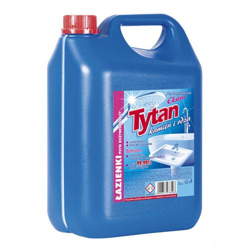 Жидкость для мытья ванных комнат камень и ржавчина Титан