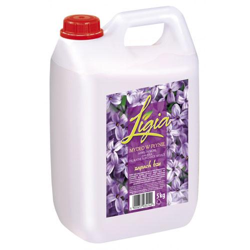 Mydło w płynie Ligia zapach bzu
