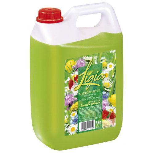 Жидкое мыло Лигия с ароматом  полевых цветов