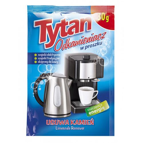 Tytan odkamieniacz w proszku – saszetka 30g