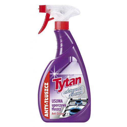 Odtłuszczacz uniwersalny Tytan Anty-tłuszcz spray