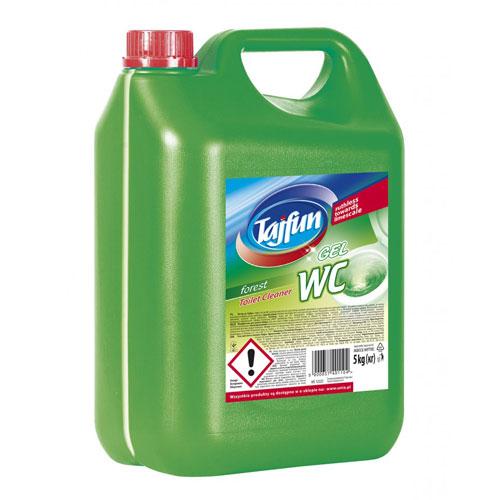 Żel do mycia WC Tajfun leśny 5kg