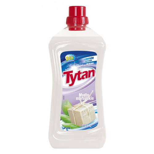 Tytan All Purpose Liquid Cleaner Marseilles Soap 1.25l