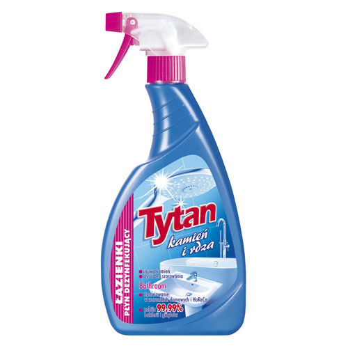 Tytan Bathroom Cleaning Liquid spray