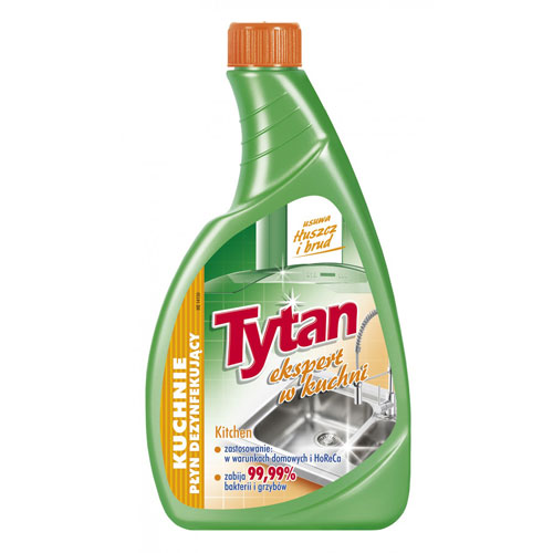 Płyn do mycia kuchni Tytan ekspert w kuchni zapas