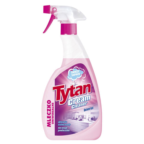 Tytan Universal Cream Cleaner Spray