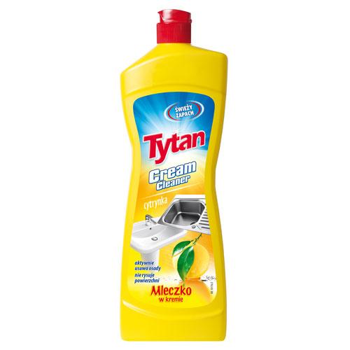 Tytan Cream Cleaner Lemon 900g