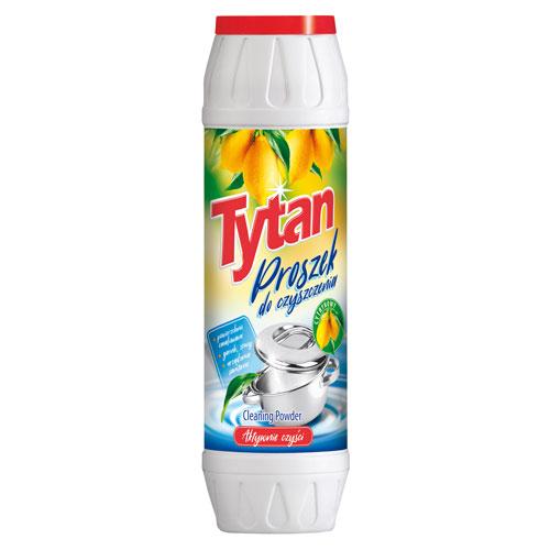Proszek do czyszczenia Tytan cytrynowy