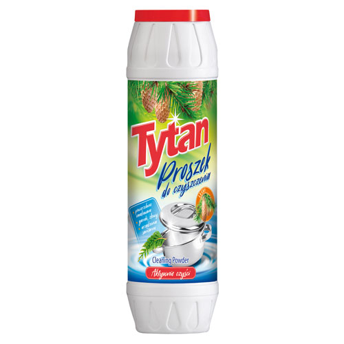 Tytan Cleaning Powder forest