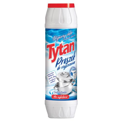 Proszek do czyszczenia Tytan z aktywnym chlorem