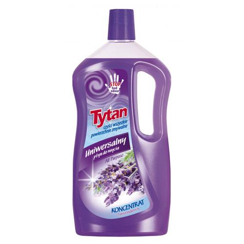 Универсальная жидкость для мытья Титан  лавандовая 1кг