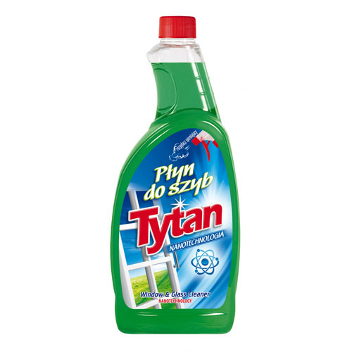 Tytan Windows & Glass Cleaner Nanotechnology economy bottle
