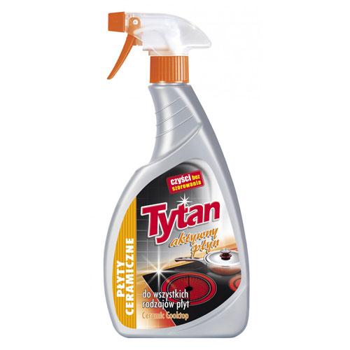 Tytan Ceramic Cooktop Cleaning Liquid Spray