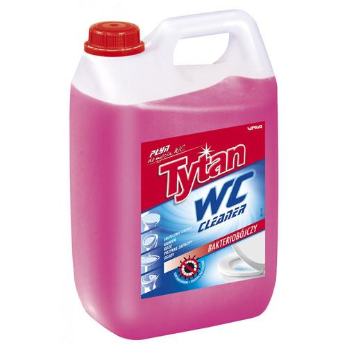 Моющее средство для туалета Титан красное  5кг