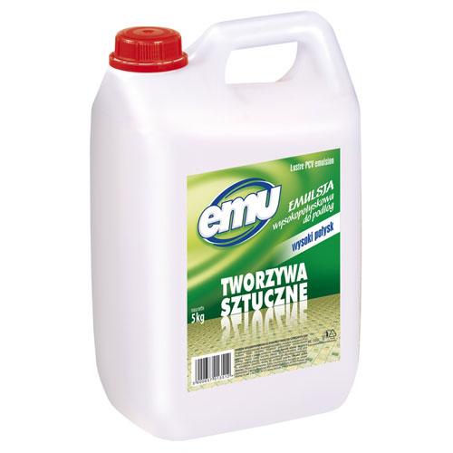 Эмульсия для полировки полов из ПВХ EMU  5кг