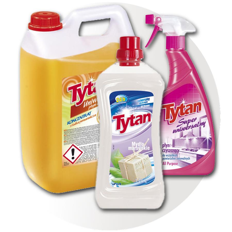 Tytan, Ligia, Tajfun, Emu