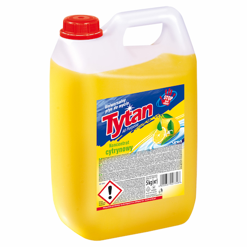 płyn do mycia cytrynowy 5kg