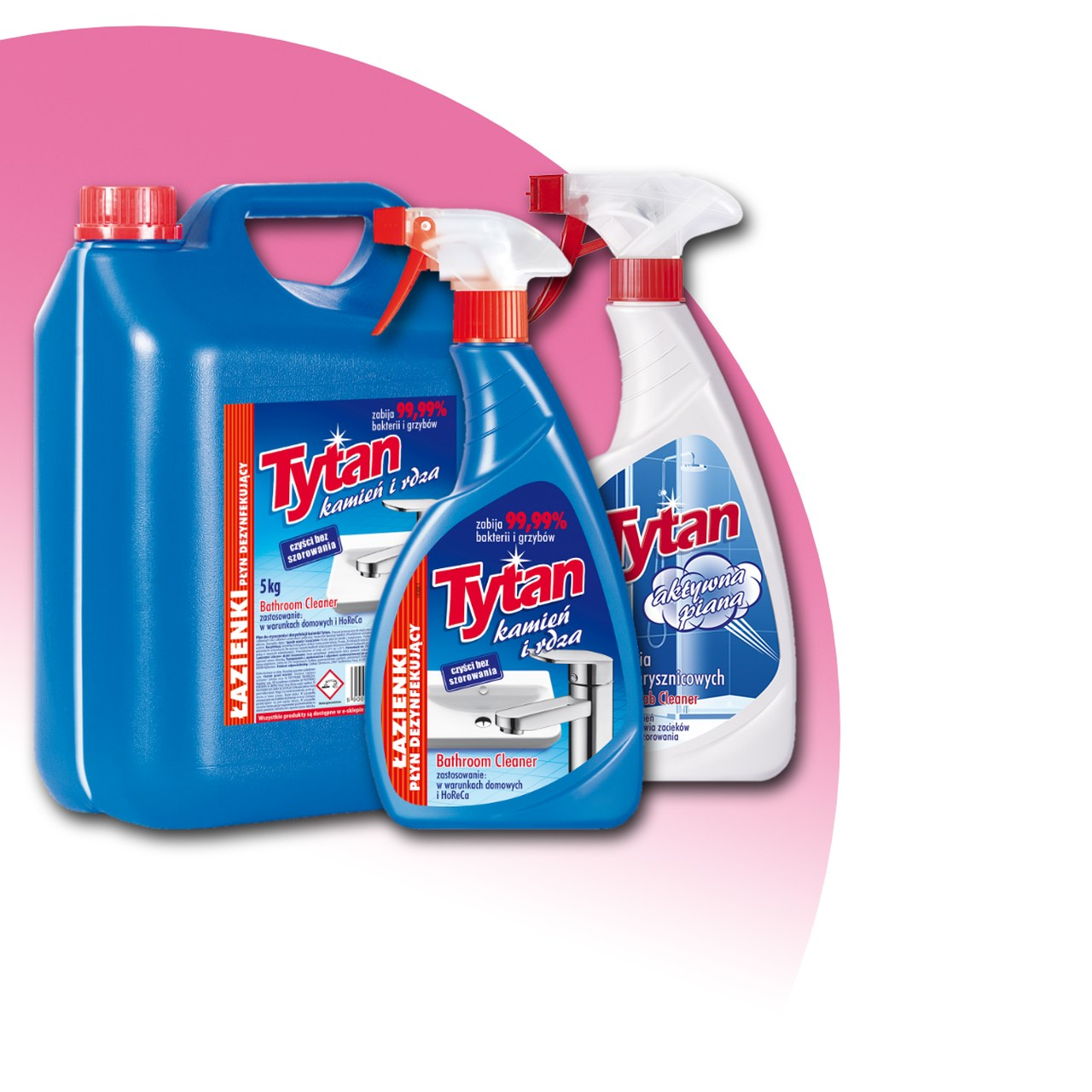 Manufacturer of cleaning products