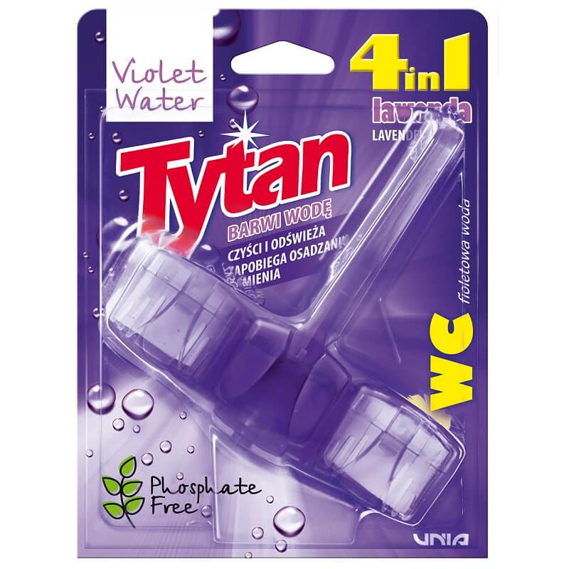 T51330 Czterofunkcyjna zawieszka barwiąca wodę Tytan Violet Water 45g(1)
