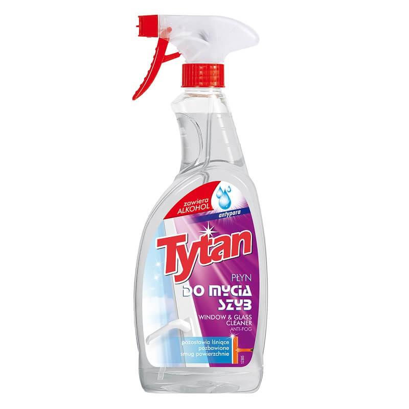 P27020 płyn do mycia szyb Tytan antypara spray 500ml niska rozdzielczość