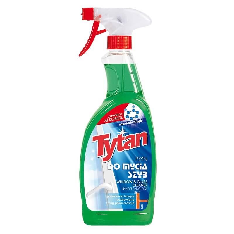 P27120 płyn do mycia szyb Tytan nanotechnologia spray 500ml niska rozdzielczosc