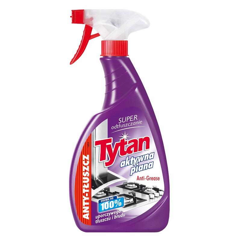 P21310 Tytan Anty-tłuszcz spray 500g
