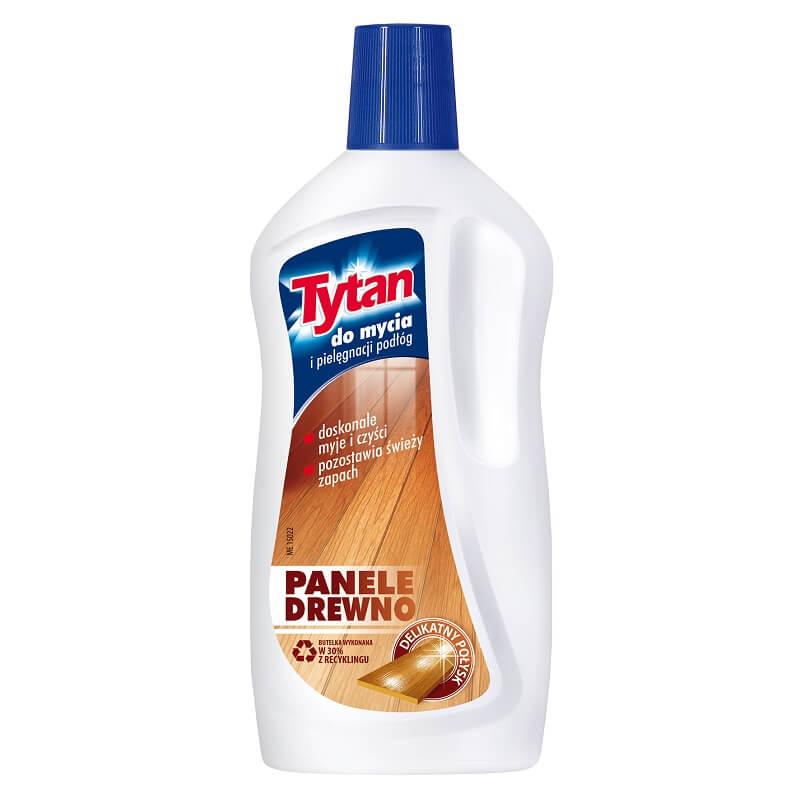 P138100 płyn do mycia i pielęgnaji paneli Tytan 450g