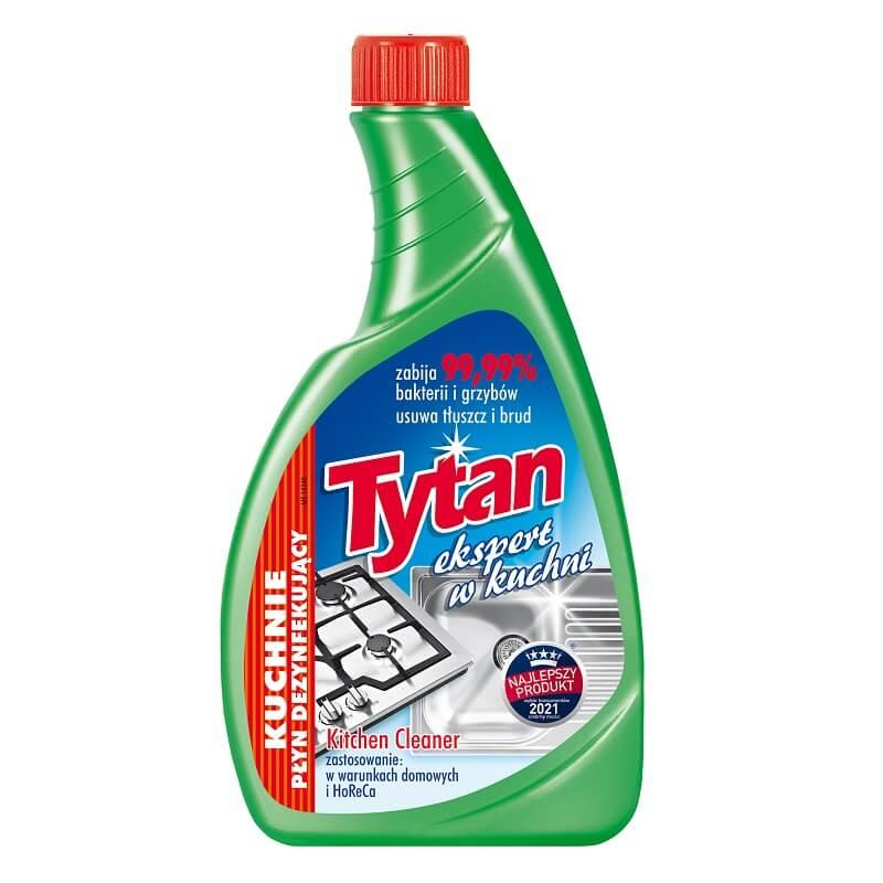P275200 płyn dezynfekujący do mycia kuchni Tytan ekspert w kuchni zapas 500g