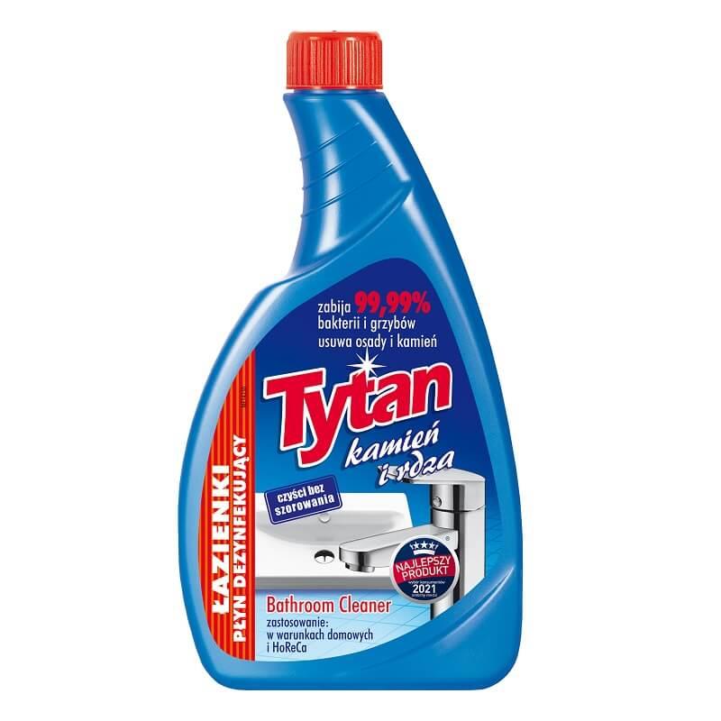 P278900 płyn dezynfekujacy do łazienek Tytan kamień i rdza zapas 500g