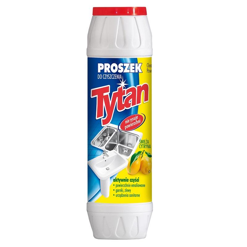 T21010 poszek do szorowania Tytan cytrynowy 500g