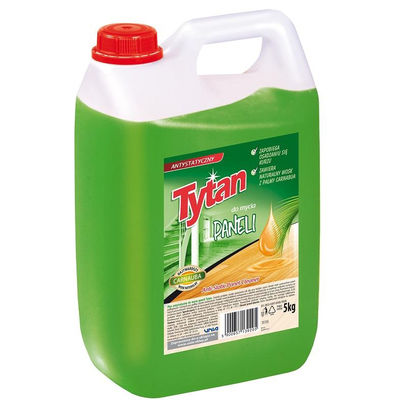 Płyn do mycia paneli antystatyczny Tytan 5kg