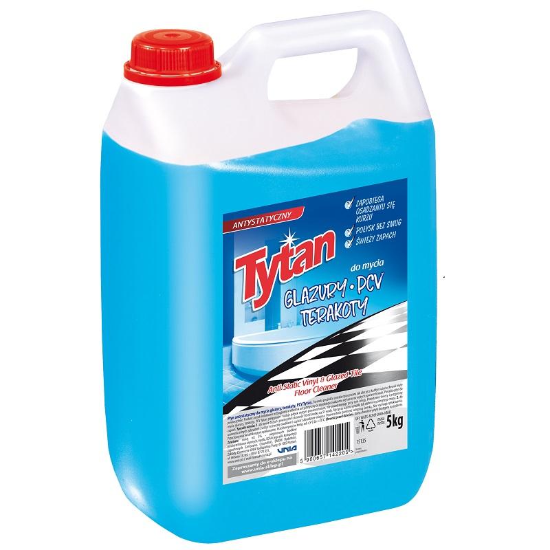 P14220 Płyn do glazury, tarakoty, PCV antystatyczny Tytan 5,0kg