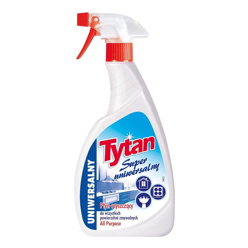 P21220 Płyn czyszczący Tytan super uniwersany spray 500g - kwadrat